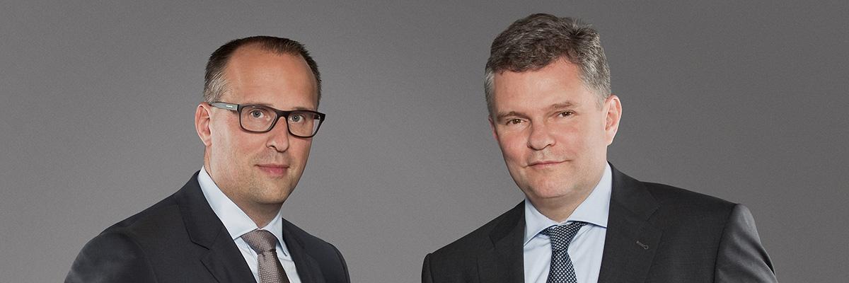 Raik Hofmann und Martin Wirth, FPM AG
