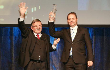 Heinz und Oliver Riemer, LAGER 3000 GmbH