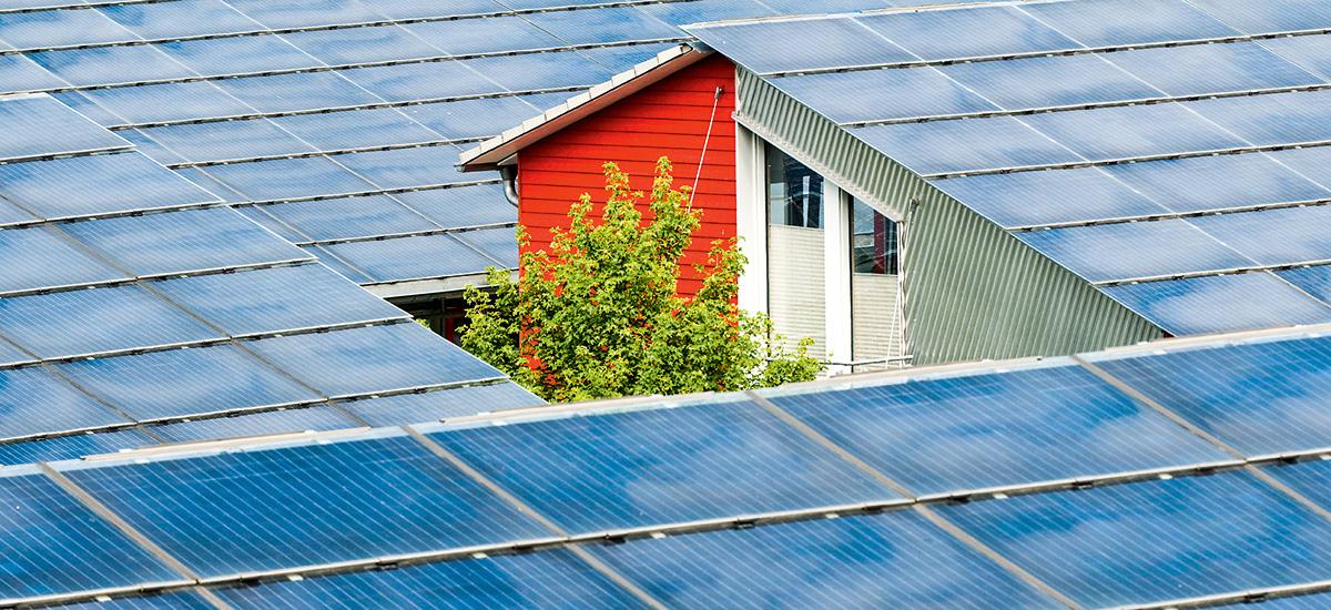 Solarpanels - Amundi Ethik Fonds