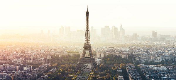 Skyline von Paris - UBS (D) Euroinvest Immobilien